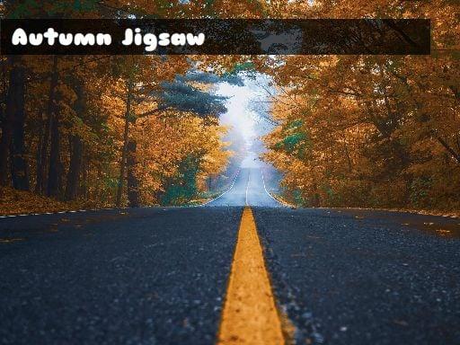 Play Autumn Trees Jigsaw