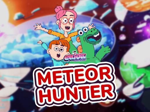 Elliott From Earth – Space Academy: Meteor Hunter