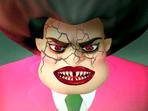 Страшный учитель ужасов