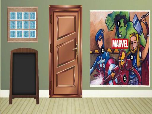 Play Avengers Thanos Gauntlet Escape