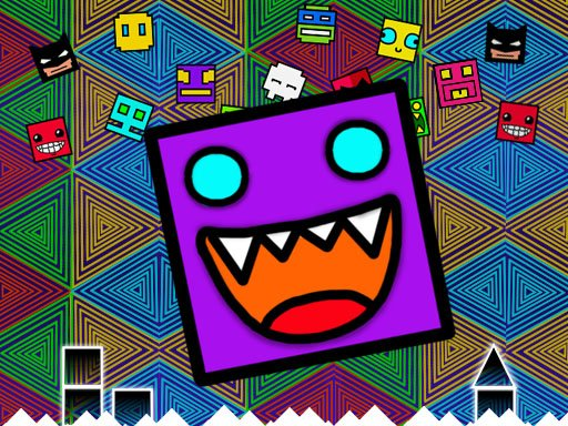 Geometry Dash Finally - Popular Games - Cool Math Games