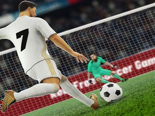 Football Strike – многопользовательский футбол