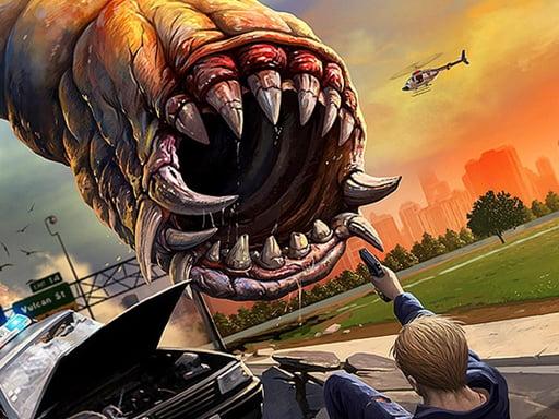 Monster Worm