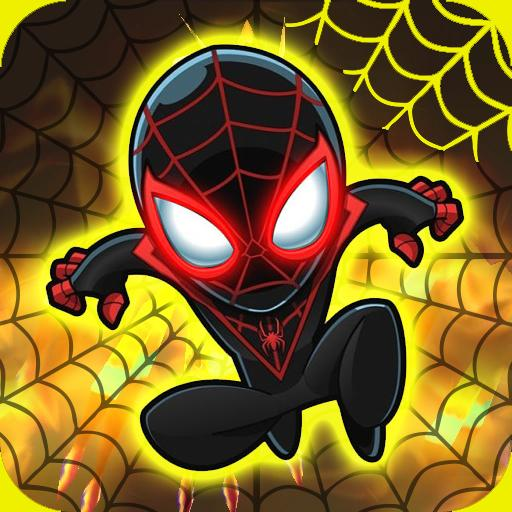 Flip Spider-Man Hero - Spderman Hook Online Games