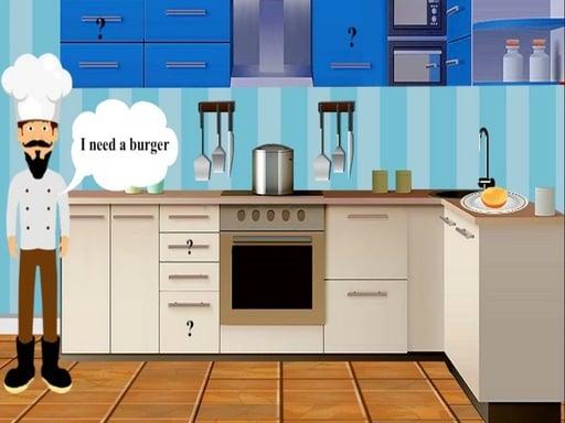 G2M Chef House Escape