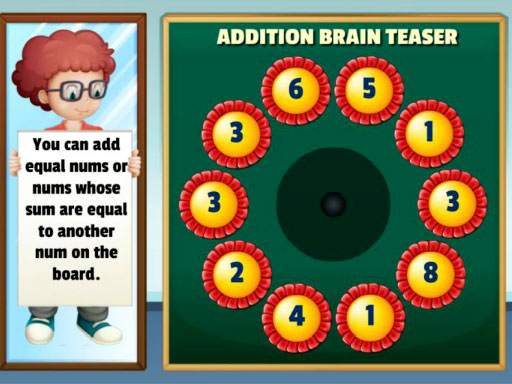 Дополнение Brain Teaser