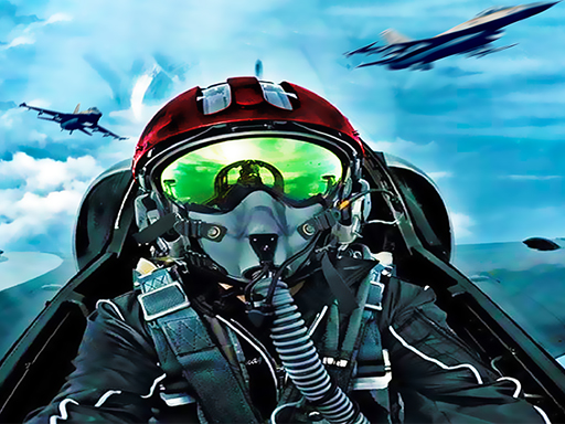 Jet Fighter Air Strike – Joint Combat Air Force 2D