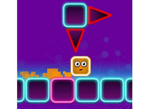 Play Geometry Dash - Arcade