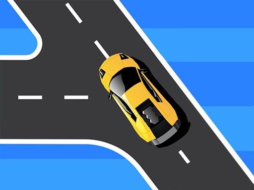 Play Road Turn Car