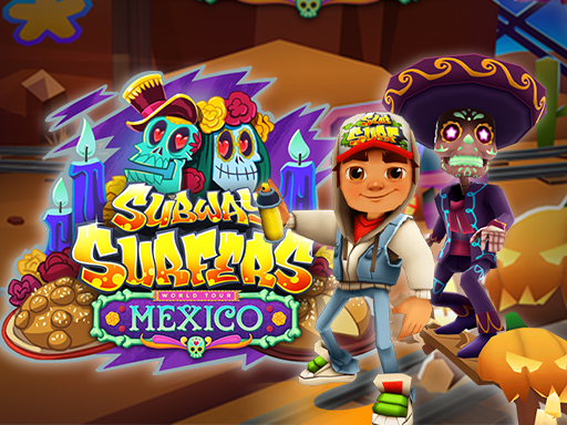 Play Subway Surfers Mexico