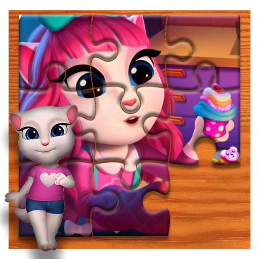 My Talking Angela Jigsaw Puzzle