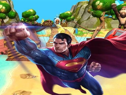 Play Subway Superman Run