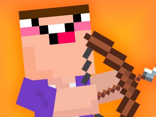 Mr Noob vs 1000 zombies - Lucky Block story