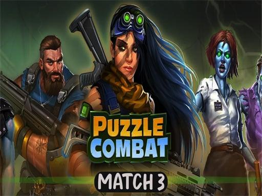 Play Puzzle Combat match 3