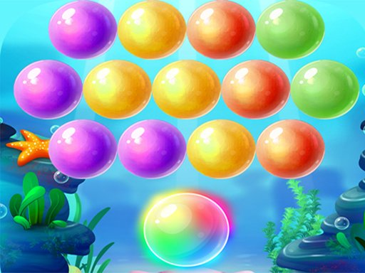 Pop Bubble Touch Puzzle