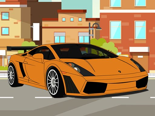 Play Italian Cars Differences Online