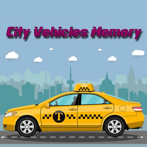 City Vehicles Memory