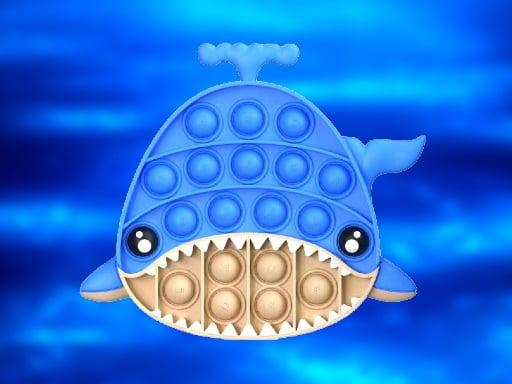 Пазл Under Sea World Pop It