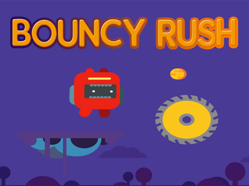 Bouncy Rush Game