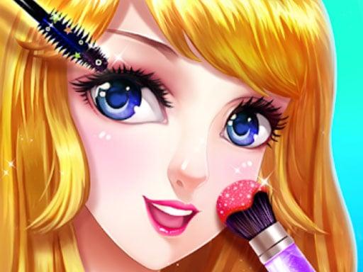 Anime Fashion MakeUp