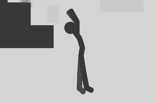 Stickman Dismount