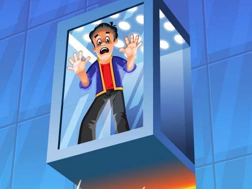 Опустить лифты