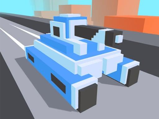 Play Tank Rush 3D