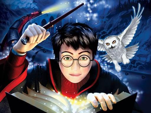 Гарри Поттер Три в ряд