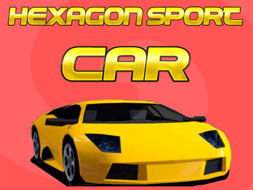 Спортивный автомобиль Hexagon
