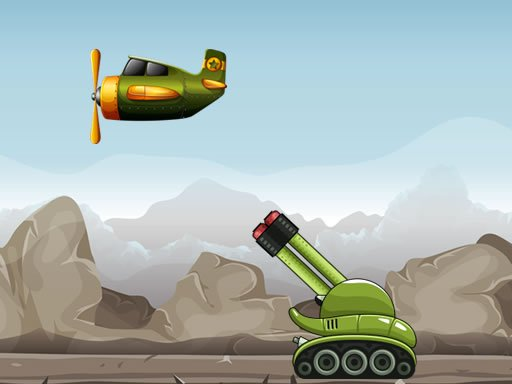 Play Tank Defender Online