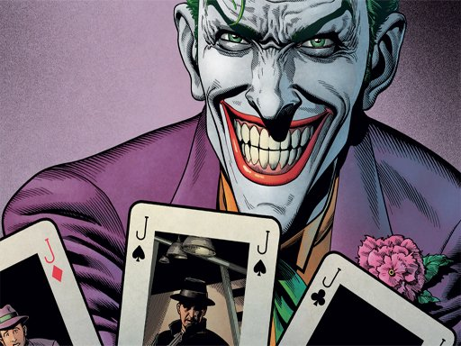 Play Jokers Puzzle Online