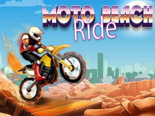 Play Moto Beach Ride Online