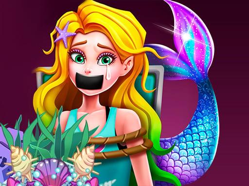 Русалка принцесса 2d