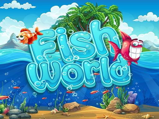 Play Fish World
