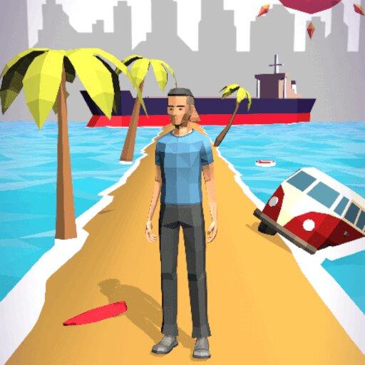 Tsunami Escape Run