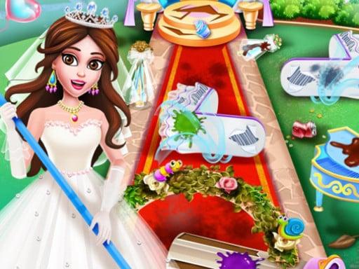 Princess Wedding Cleaning