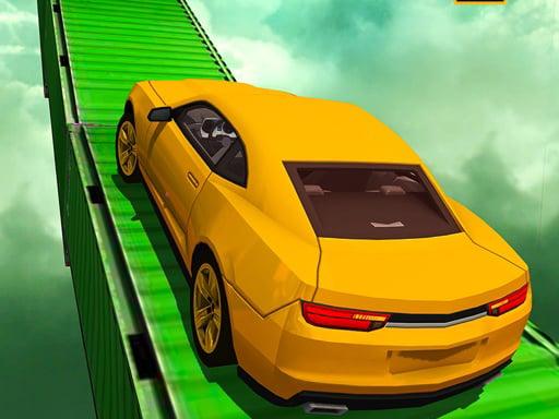 Hill Car Stunts 3D: Сумасшедший гоночный симулятор 3D