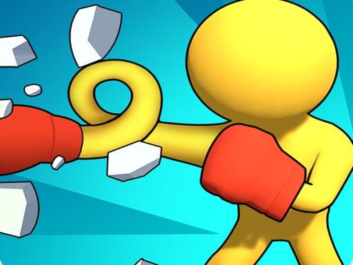 Play Punch Hero Master