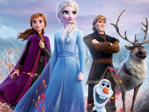 Play Frozen 2 Jigsaw