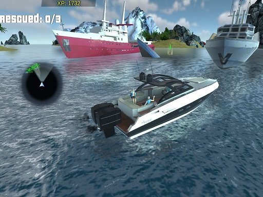 Amerikan Tekne Kurtarma Simülatörü