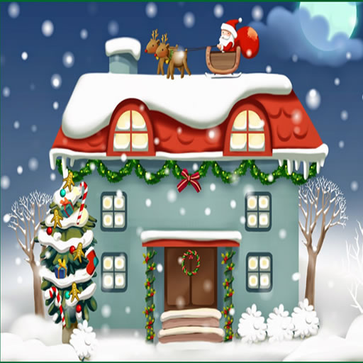 Christmas Rooms Differences