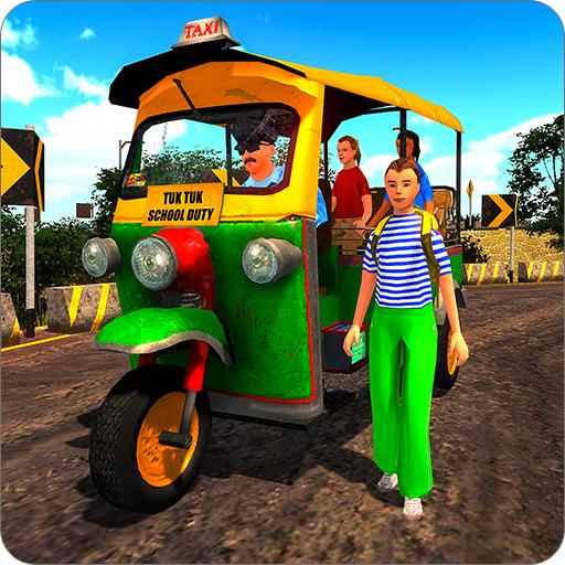 Rikshaw Tuk Tuk Driver