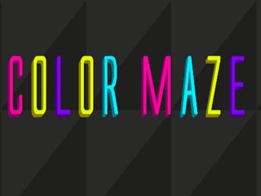 Color Maze Puzzle