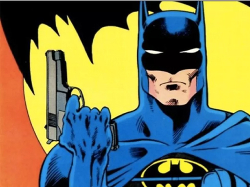 Batman Kill Zombie