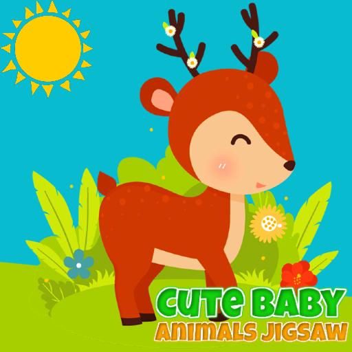 Cute Baby Animals Jigsaw