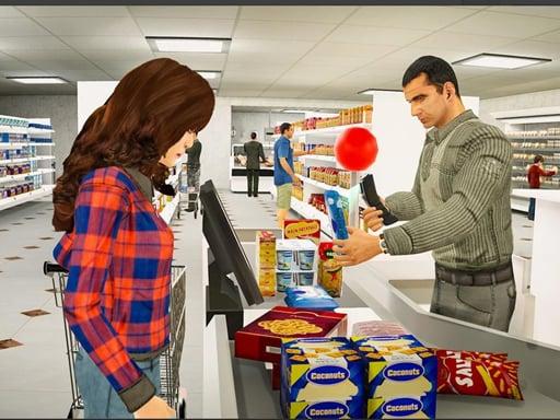 Shopping Mall Girl - Supermarket Shopping Games 3D