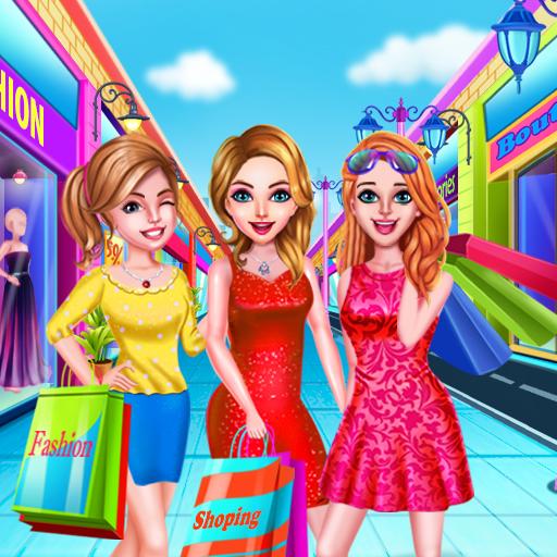 Shopping Mall Girl -Supermarket Shopping Games 3D