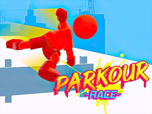 Паркур гонки онлайн