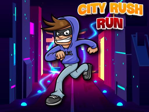 Play City Rush Run