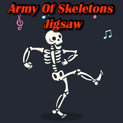 Army Of Skeletons Jigsaw